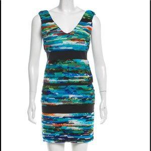 Rag & bone overlay mini dress